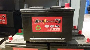 Image de Batterie  reconditionnee pour voiture et camionnette