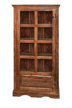 Image de Étagère avec portes en verre (DEMO)