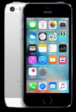 Image de Téléphone cellulaire usagé Iphone 5S 16 gig BELL/VIRGIN
