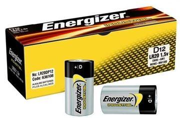 Piles Energizer D