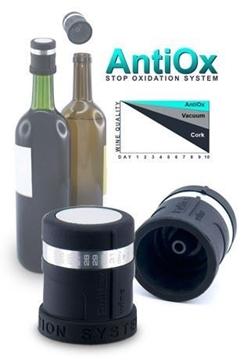 Image de Bouchon à vin antioxidant AntiOx de Pulltex | 107-798-00