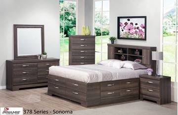 Image de Mobilier de chambre 12 tiroirs