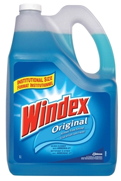 Image de Nettoyeur a vitres Windex original 5L