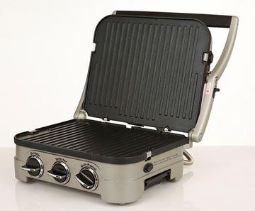 Image de Grill à panini Cuisinart Griddler™ | CGR-4NC