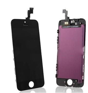 Iphone 5S vitre et écran noir