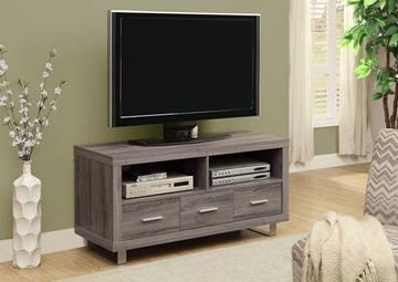 Image de Meuble de TV 3 tiroires