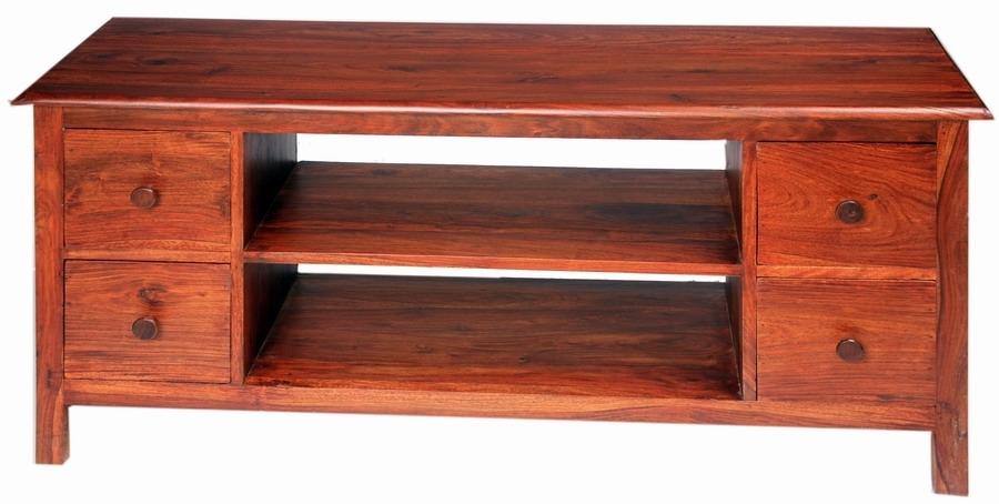 Meuble en bois de rose for Meuble audio en bois