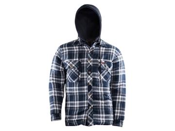 Image de chemise doublée à capuchon Kingtreads 10151