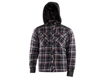 Image de chemise doublée avec capuchon détachable