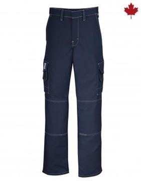 Image de 3233 pantalon cargo ripstop Big Bill marine / bleu