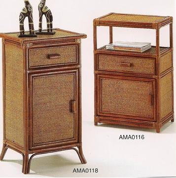 Image de Cabinets en rotin