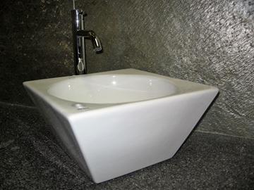Image de Lavabo vasque installation dessus comptoir