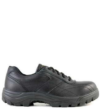 Image de soulier travail en cuir noir J.B. Goodhue