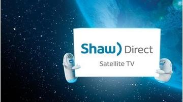 Télévision Satellite - Shaw Direct
