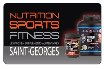 Nutrition Sports Fitness Saint-Georges