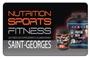 Image de 15$ pour 30$ de produits chez Nutrition Sports Fitness de Saint-Georges