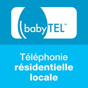 Babytel - Téléphonie résidentielle locale