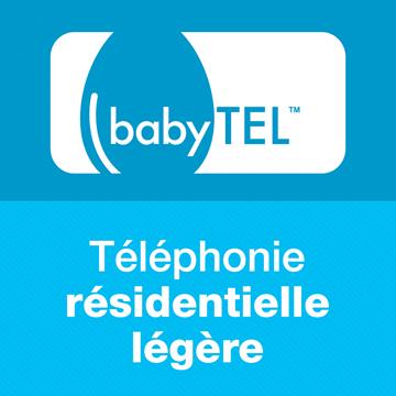 Babytel - Téléphonie résidentielle légère