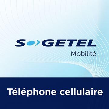 Téléphone cellulaire Sogetel Mobilité