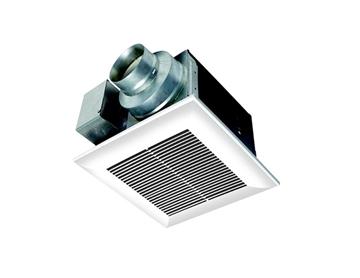 Panasonic ventilateur salle de bain 80cfm