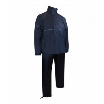 Image de ensemble imperméable de polyester manteau + pantalon jackfield