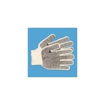 Image de gant polyester avec point PVC
