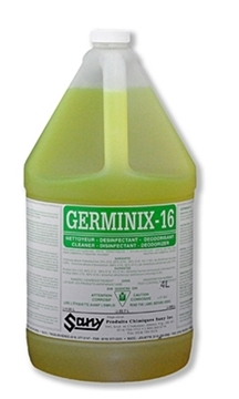 Image de Germinix-16 dégraissant, désodorisant et désinfectant