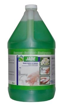 Image de Jade savon à main en mousse