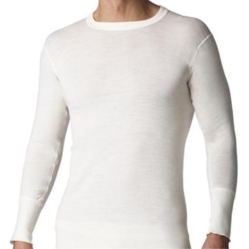 Image de chandail manche longue en laine superlavable Stainfied's