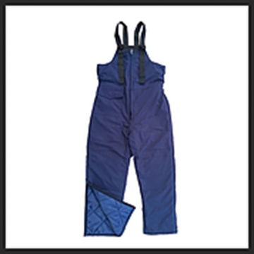 Image de pantalon de travail doublé polycoton Lamartine