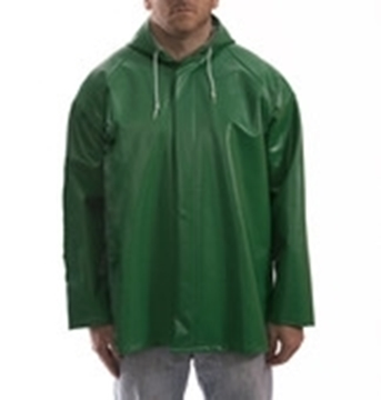 Image de manteau imperméable Safetyflex Tingley vert