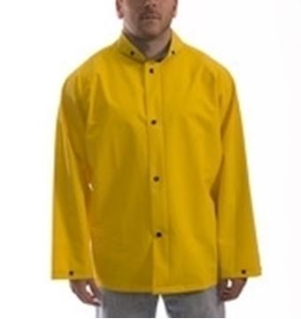 Image de ensemble imperméable 3 pièces industriel jaune Tingley
