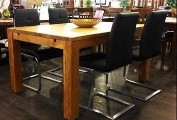 Image de Table à diner en acacia