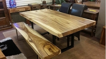 Image de Table en acacia