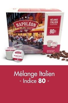 Mélange Italien Boîte de 24 capsules