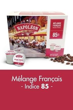Mélange Français Boîte de 24 capsules