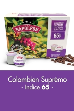 Colombien Suprémo Boîte de 24 capsules