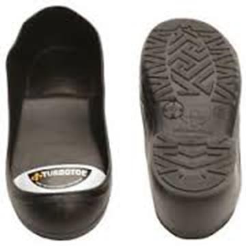 Image de Couvre chaussure embout d'acier TURBOTOE blanc