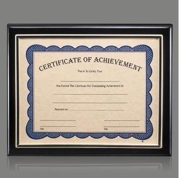 Plaque murale - Plaque murale - Oakleigh Certificate Holder