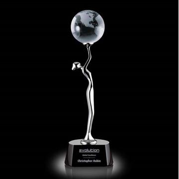 Trophée - Métal - Aphrodite Award