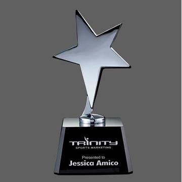 Trophée - Métal - Tuscany Star