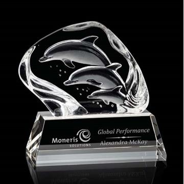 Trophée - Autres - Ottavia 3 Dolphins