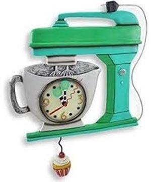 Image de Horloge Mélangeur Vert | AD-P1370