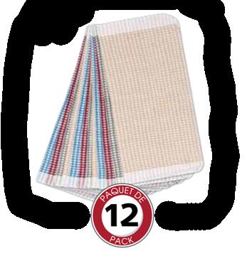 Image de Linge de table à mini carreaux