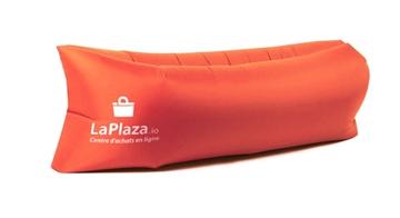 Sofa gonflable LaPlaza.io ORANGE