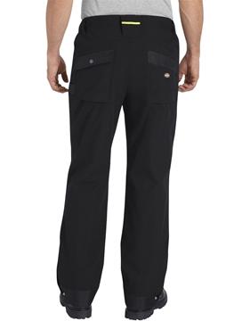 Image de pantalon de travail banff extrême Dickies pro noir imperméable