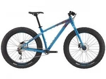 Vélo Fat Bike Rocky Mountain Blizzard -30 2016 bleu