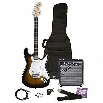 Image de Ensemble Stratocaster Squier Affinity