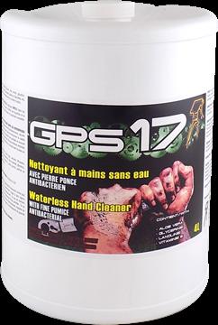 Image de GPS17 Savon à main avec abrasif sable