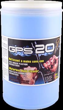Image de GPS-20 Savon à main avec abrasif plastique
